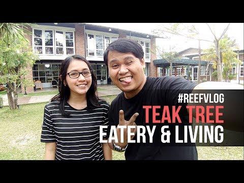 TEAK TREE Eatery & Living, Salatiga #REEFVlog3