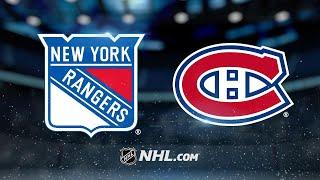 Plekanec, Niemi lead Canadiens to 3-1 win