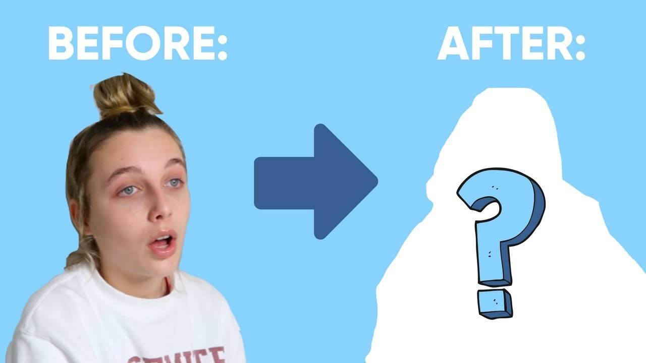CLEANING UP MY APPEARANCE!! *SHOCKING RESULTS (I'M SERIOUS)*