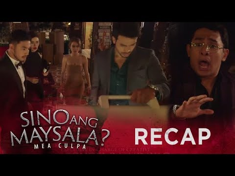 Download Gaylord and his friends discover a corpse inside the Montelibano's mansion   Sino Ang Maysala Recap