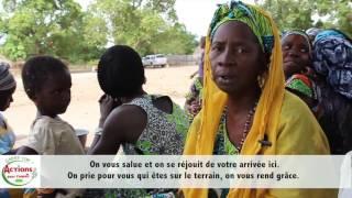 SAKKU YIW Actions Pour l'Espoir (SYAPE): Puits de GUIRE YERO YEL  dans la Région de KOLDA