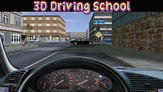 3D Driving School 5 - Gameplay PC HD