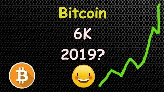 Bitcoin Up XRP Pumping! Will Bitcoin Hit 6k In 2019? 🔴 LIVE