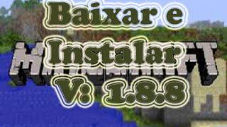 Minecraft 1.8.8 + (Download) .. PC FRACO