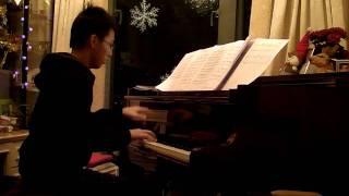《那些年》minor version arranged and played by Law Wai Ting