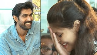 Rana Daggubati Interview With C/O Kancharapalem Movie Team | TFPC