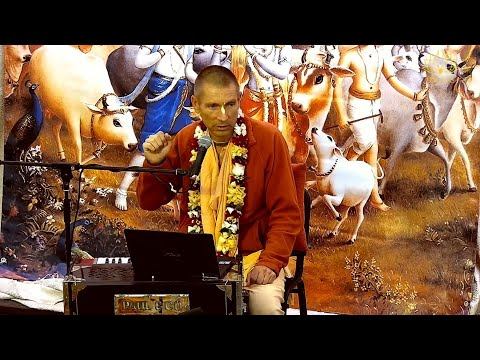 Лекция 2. Дом Шрилы Прабхупады - Шри Вриндаван. 04.08.2021. Е.С. Ананда Вардхана Свами