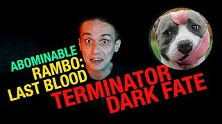 3LAR - Abominable RAMBO: TERMINATOR's Dark Blood