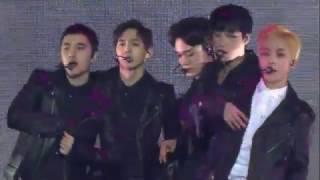 170121 EXO -  L.O.T.T.O @ EXO FAN FESTIVAL (네이처리퍼블릭 콘서트)