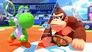 Mario Tennis Ultrasmash- Yoshi con Amiibo 4 de 5
