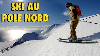 Expédition ski au Svalbard