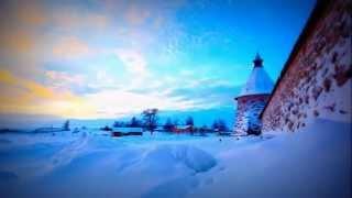 Соловецкий монастырь - Solovetsky Monastery(Видео составлено из фотографий Соловецкого монастыря и его окрестностей. Старая русская песня