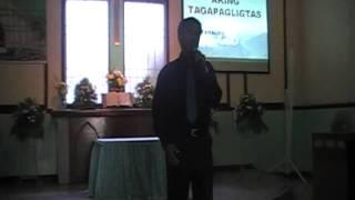 Gen. Trias Unida Choir -Ikaw ang Hari at Tagapagligtas - Tony Tagalog on vocals
