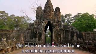 Seven Wonders of the Buddhist World  HD  BBC World Peace 제작