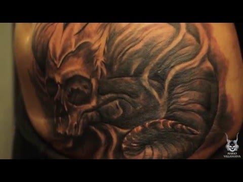 Mario Villanueva | Tattoo Artist