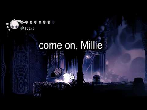 HOLLOW KNIGHT - Taking Millibelle to a Concert