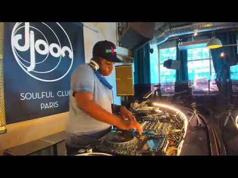 Dj Shimza live mix at Djoon Club (Paris) 2017