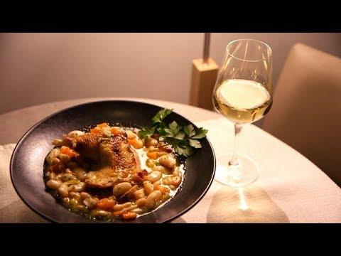 Recette : ragoût de poule noire et haricots tarbais - Météo à la carte