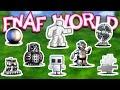 Scott Cawthon, All Trophies & Endings! [Ep. 14] | FNaF World : HARD MODE