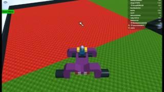 Roblox the Pod Games [Episode 2] Santa Claus Got me a Soccer Ball!
