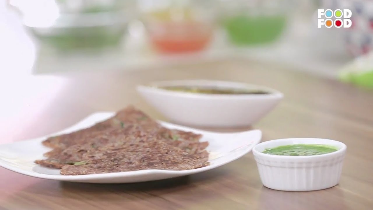 Instant ragi uttapam turban tadka chef harpal singh youtube instant ragi uttapam turban tadka chef harpal singh foodfood forumfinder Image collections
