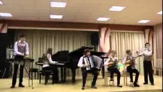 Музыка из кинофильма 'Женитьба Бальзаминова'