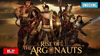 Rise Of The Argonauts DVD Unboxing Game In Pc And Install For Paid