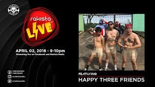 Rakista Live Feat. HappyThreeFriends