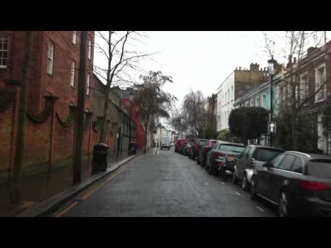 London Streets (490.) - South Kensington - Notting Hill - North Kensington
