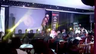 Cal Vin LIVE @ Zim Hip Hop Awards 2014