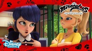 Sen Adrien'a Aşıksın 😳 | Mucize: Uğur Böceği ile Kara Kedi | Disney Channel TR