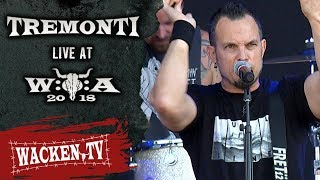 Tremonti - You Waste Your Time - Live at Wacken Open Air 2018