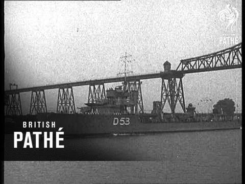 The White Ensign In German Waters (1933)