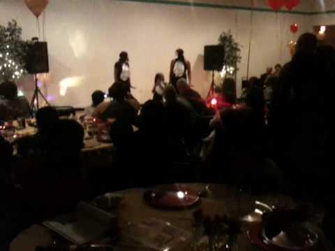 Amaya singing Brittany Murphy's Boogie Wonderland