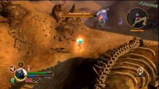 Dungeon Siege III +6 trainer for download