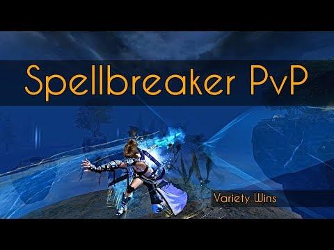 Guild Wars 2 - Spellbreaker PvP #AntiCondition thumbnail