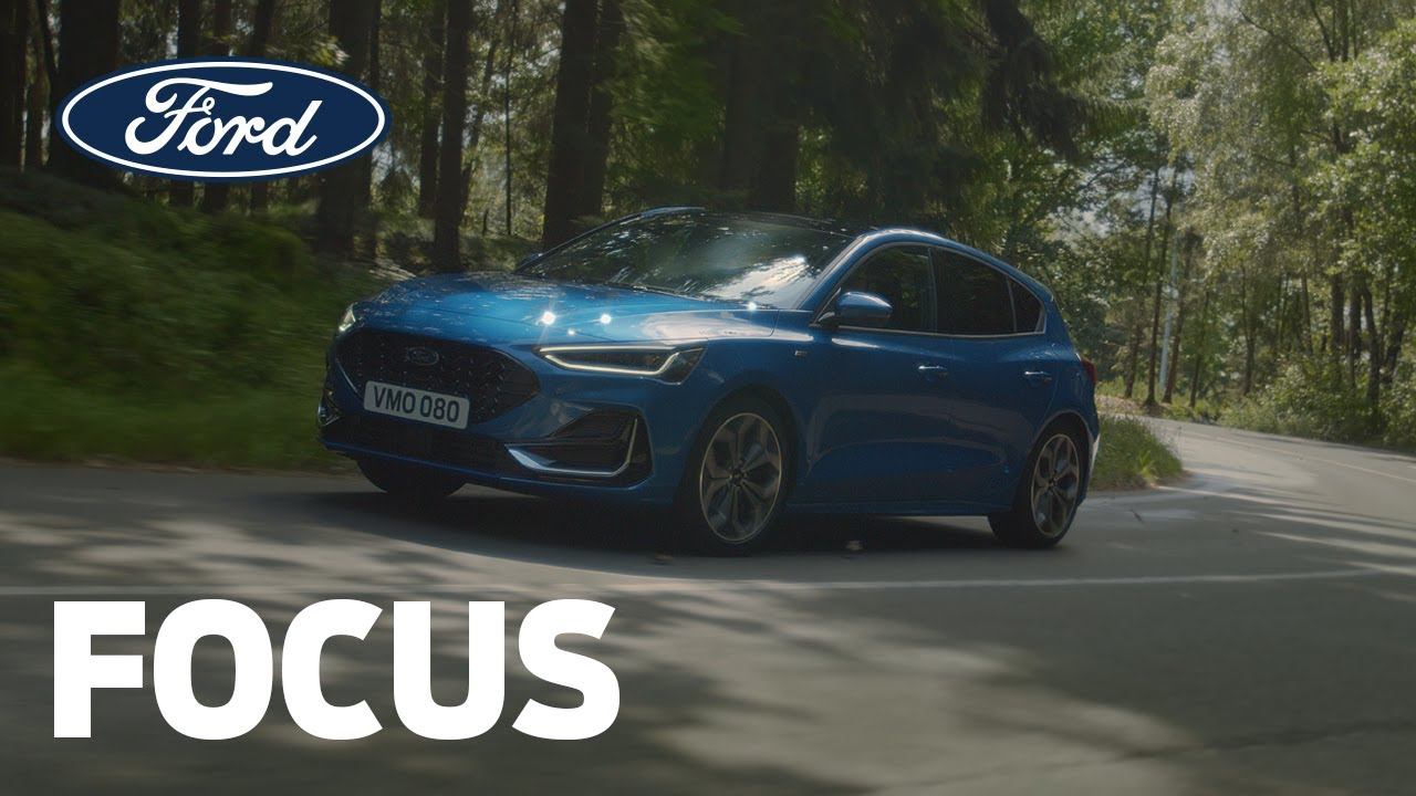 New Focus ST-Line and Active Wagon Walk-Around   Ford Focus   Ford EU