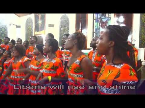 Put Our Homeland First- Liberia Premier Choral Society -composed by Wilmot K. Bobbroh, III