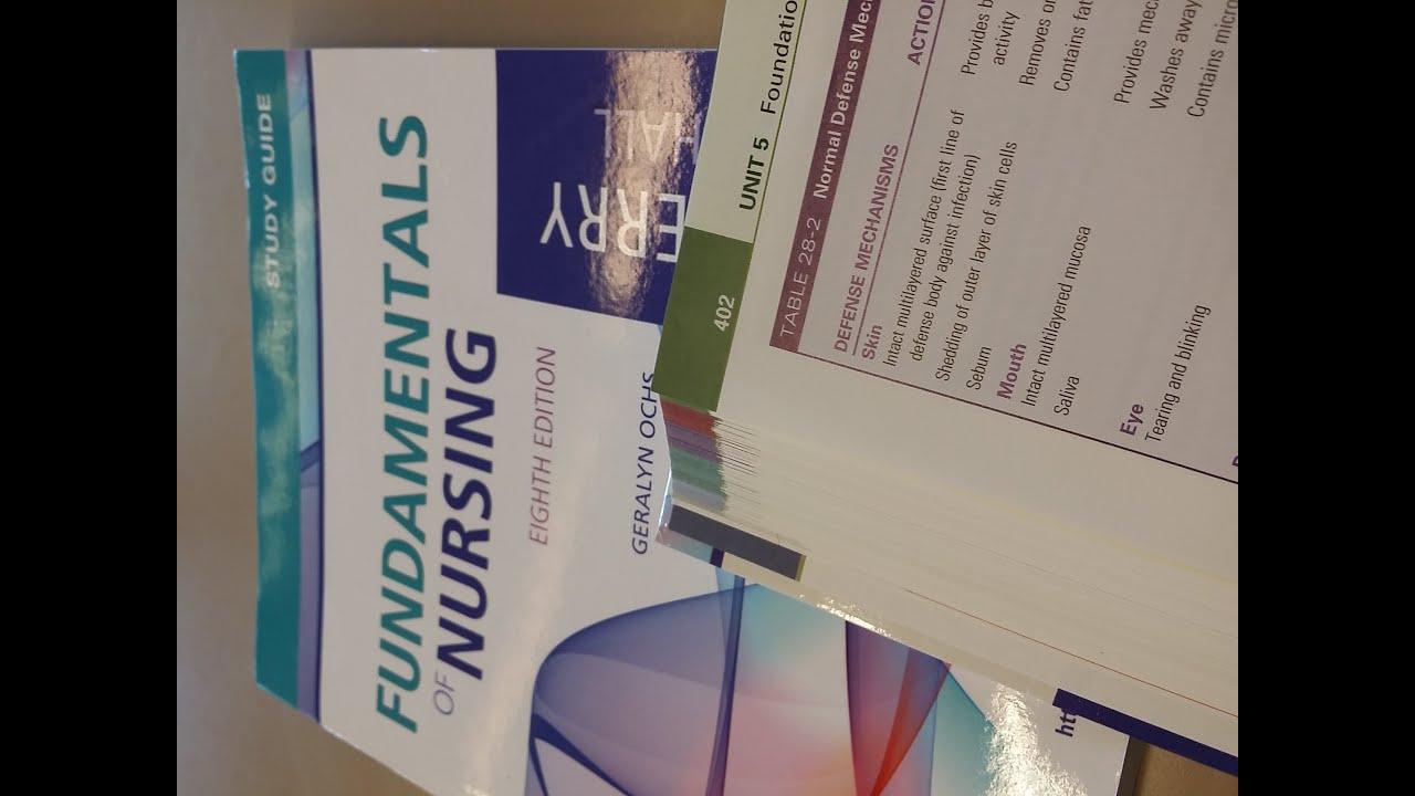 Fundamentals Exam 1 update