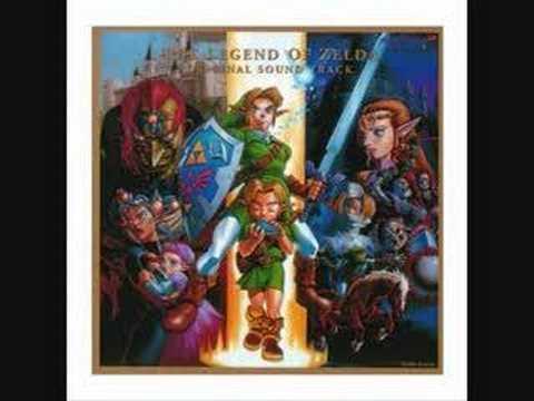 Legend of Zelda - Ocarina of Time - 31- Sun Song