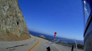 California Highway-1 Moto Ride-2