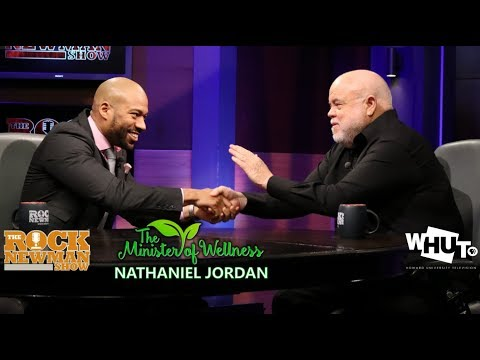Nathaniel Jordan on The Rock Newman Show