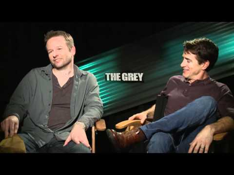 'The Grey' Dermot Mulroney and Dallas Roberts Interview