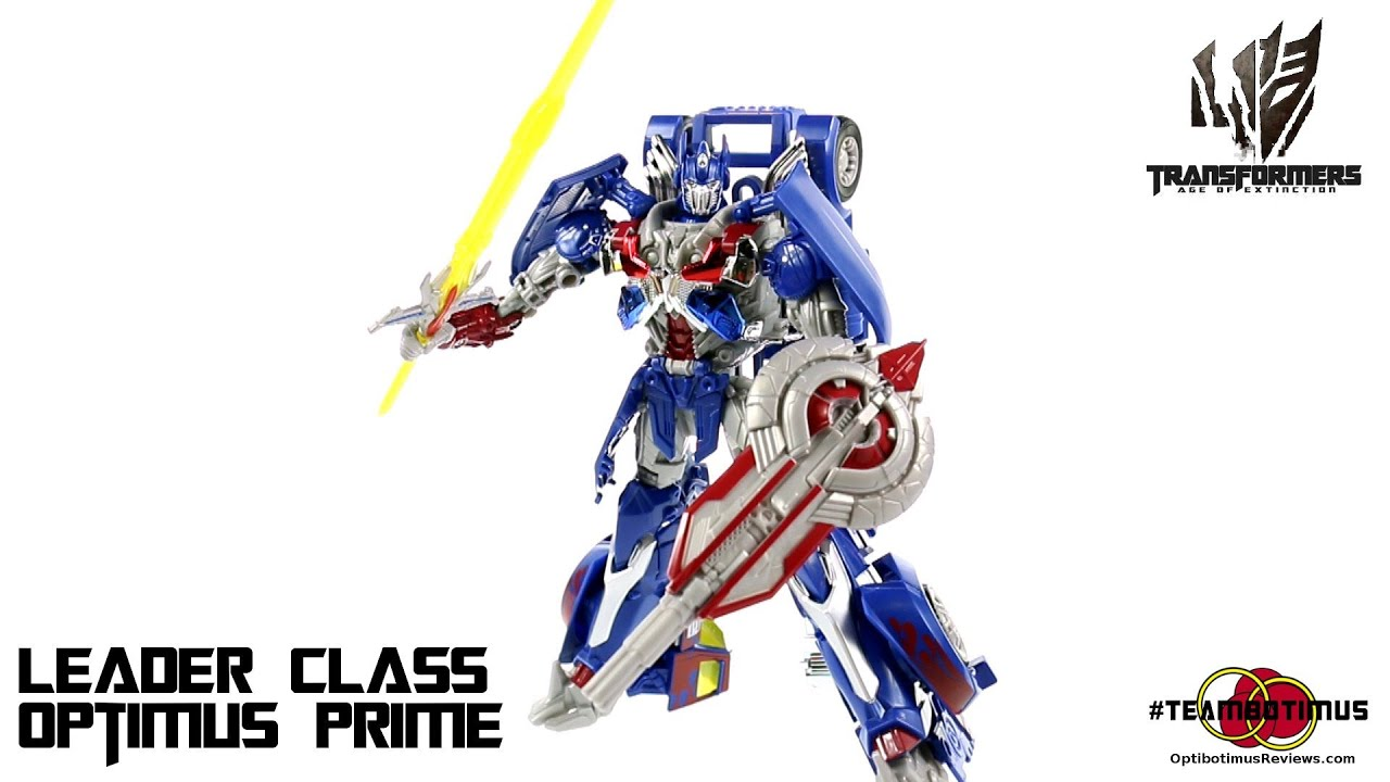 Review 3a threea transformers optimus prime dark of the moon dotm - Video Review Of The Transformers Age Of Extinction Leader Class Optimus Prime Youtube