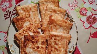 КОНВЕРТИКИ ИЗ ЛАВАША с сыром и грудкой ВКУСНЫЙ И БЫСТРЫЙ УЖИН Мамины рецепты