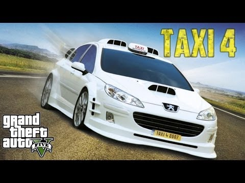 Bande Annonce Taxi 4 ! (GTA5)