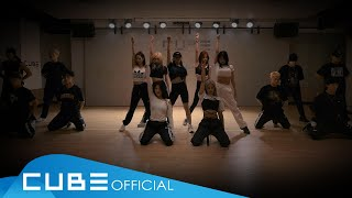 CLC(씨엘씨) - 'HELICOPTER' (Choreography Practice Video)