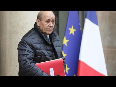 اجتماع باريس من أجل لبنان: المساعدة الدولية مقابل تشكيل حكومة إصلاحية  - نشر قبل 34 دقيقة