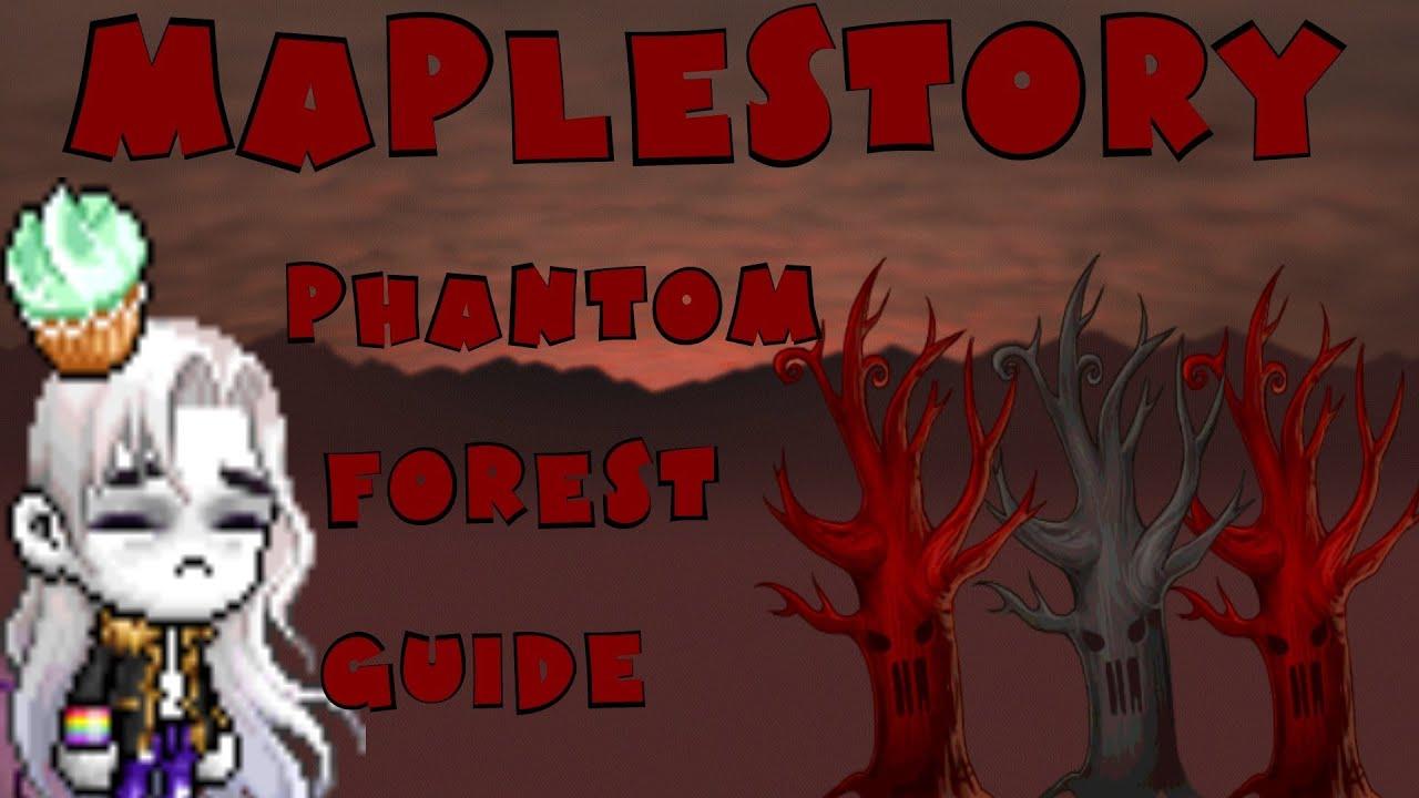 Maplestory phantom forest guidegms youtube maplestory phantom forest guidegms publicscrutiny Gallery