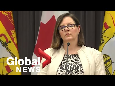 Coronavirus Outbreak: 2 New Cases Identified In New Brunswick, New Measures Announced | FULL